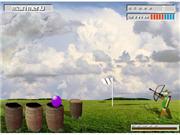 Wilhelm Tell Spiel - Luftballons abschiessen